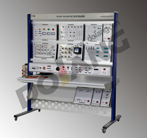Dlwd Dgjs12 Electrical And Electronic Technology Experiment Set
