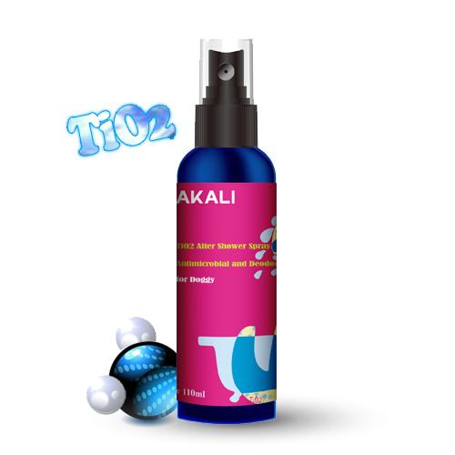 Dog Clean Spray Light Nano Tio2