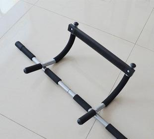 Door Gym Iron Pull Up Bar