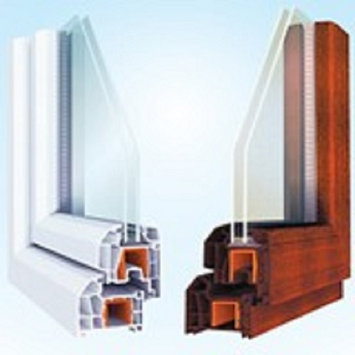 Doors Windows Pvc Profiles