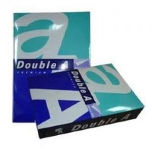Double A Copy Paper A4 80gsm Boxes Brightness Grade