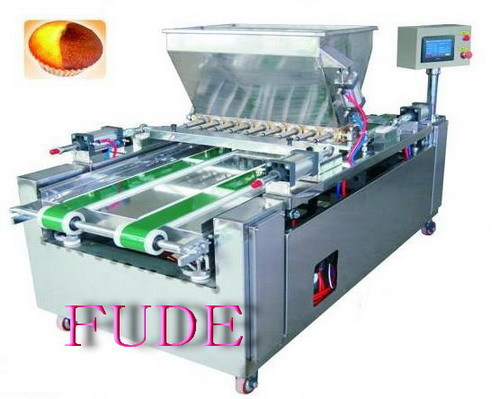 Double Color Cake Machine