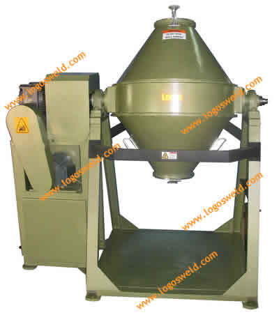 Double Cone Blended Mixer