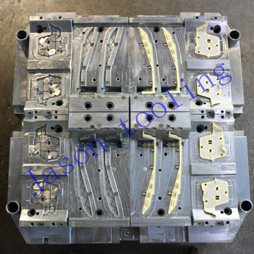 Double Injection Mould Two Shot 2k Precision Plastic Moulding