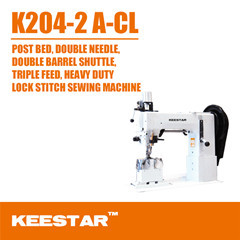 Double Needle Sewing Machine 204 2 A Cl