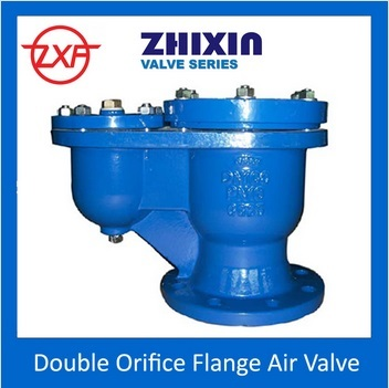 Double Orifice Air Release Valve Dn100 Pn16 Price