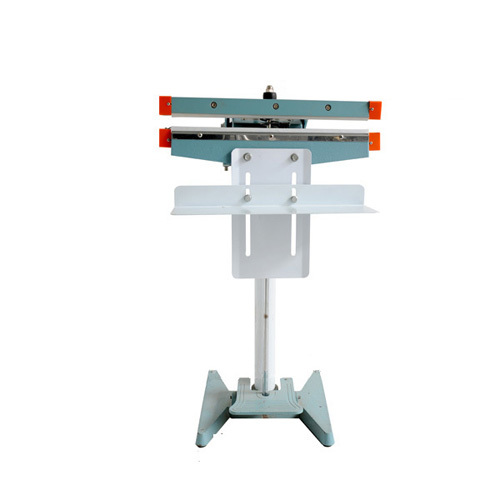 Double Side Foot Operated Impulse Sealers Sealing Machine