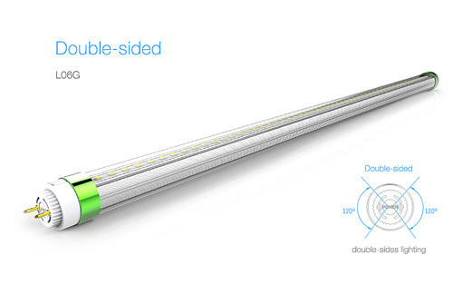 Double Sides Lighting T8 Led Tube L06g Top High Quality
