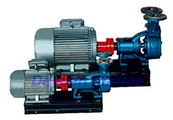 Double Suction Marine Vortex Pump