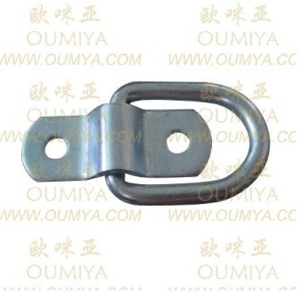 Down Ring Heavy Duty Recessed Floor Spring Latch Snap Latch131050am