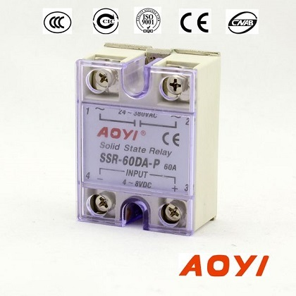 Dpdt Solid State Relay Da Ssr 75vda P