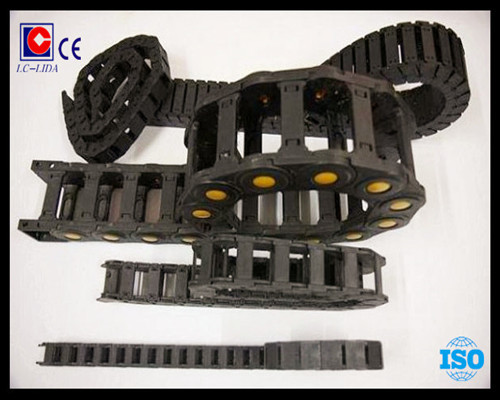 Drag Chain Cable Carrier Bridge Type Total Enclosed