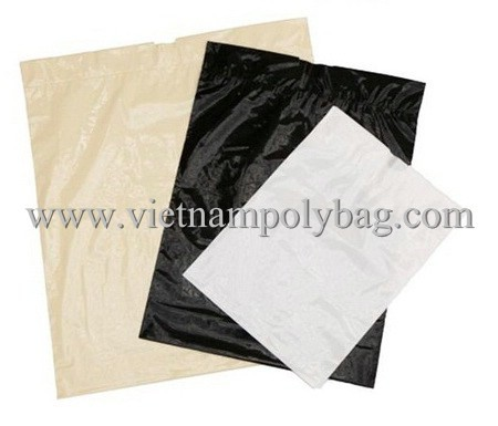 Drawtape Plastic Garbage Bag Made In Vietnam