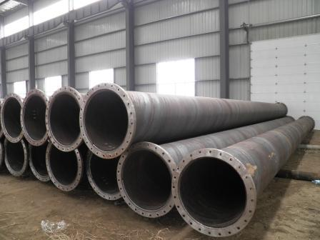 Dredging Steel Pipes
