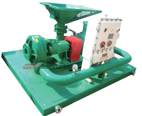 Drilling Fluids Jet Mud Mixer