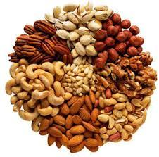 Dry Fruits Such As Almonds Apricots Raisins Walnuts Pistachio Saffron Cashe