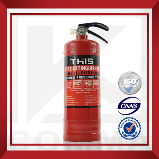 Dry Powder Fire Extinguisher Emergency Products