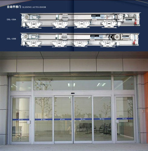 Dsl 200 Automatic Sliding Door