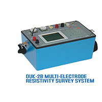 Duk 2b 120 Channles Resistivity Metal Detector