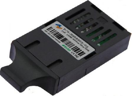 Duplex 1x9 Sc Fc Recetable 155m 1 25g Optical Transceiver