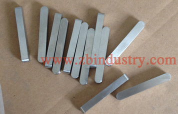 Duplex Stainless Steel Machined Parts Uns S32760 Key