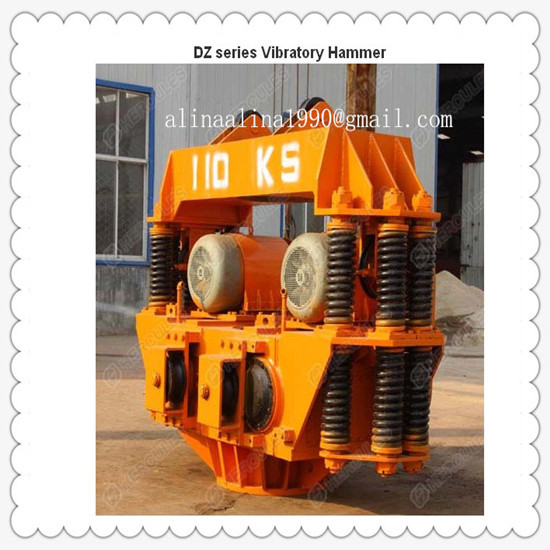 Dz Series Vibratory Hammer