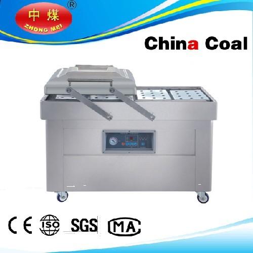 Dz500 2sb Double Chamber Food Vacuum Packaging Machine