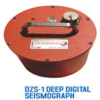 Dzs 1 Deep Digital Seismograph