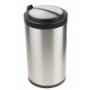 Dzt 12 18 Stainless Infrared Touchless Sensor Trash Can Litter Bin