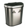 Dzt 70 11r Stainless Infrared Sensor Trash Can Waste Bin Litter