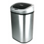 Dzt 80 4 Stainless Infrared Sensor Smart Trash Receptacle Waste Bin