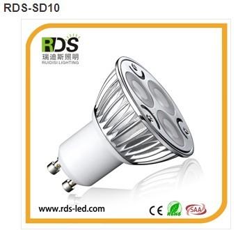 Eco Friendly Aluminum High Brightness Led Spot Light