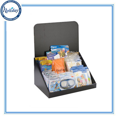 Eco Friendly Point Of Sale Counter Top Pop Display Custom Cardboard