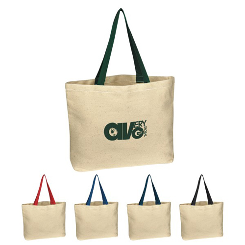Eco Organic Printed Recyclable Cotton Canvas Tote Bags