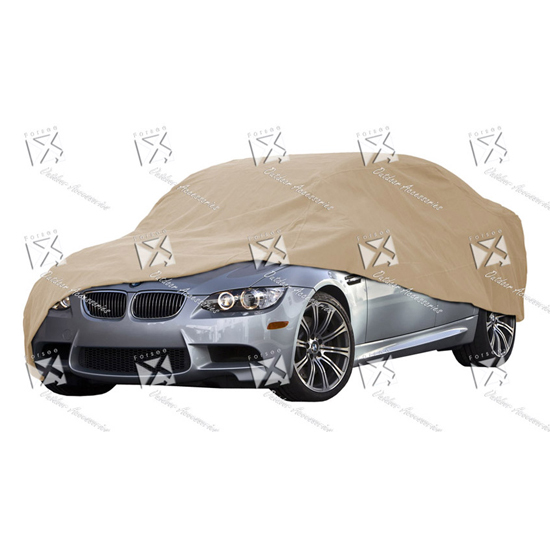Economic Green Peva Car Cover