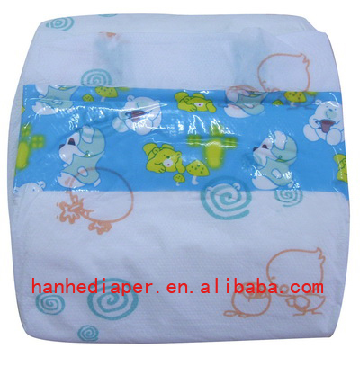 Economical Baby Diapers With High Absorption