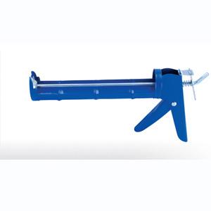Economy 9 Inches Classic Common Type Smooth Rod Caulking Gun