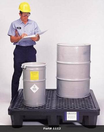 Economy Spill Containment Pallets