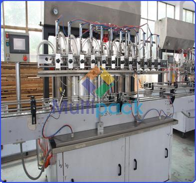 Edible Oil Filling Machine From Multipack