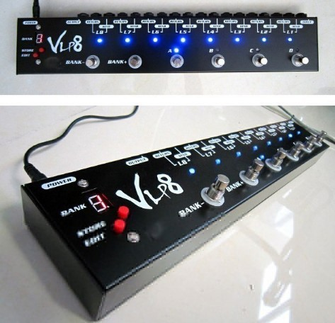 Effect Pedal Programable Looper