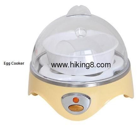 Egg Cooker Boiler Steamer