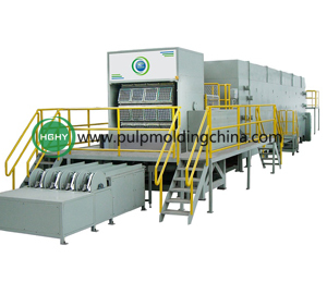 Egg Tray Machine Paper Pulp Making From China