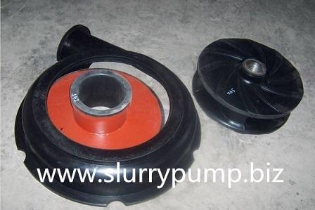 Elastomer Slurry Pump Spares