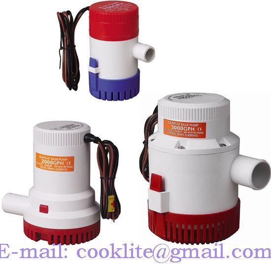 Electric Bilge Pump Dc Submersible Pumps