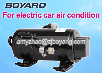 Electric Car Air Conditioning System With R134a Dc 12v 24v Compressor
