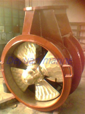 Electric Driven Tunnel Thruster