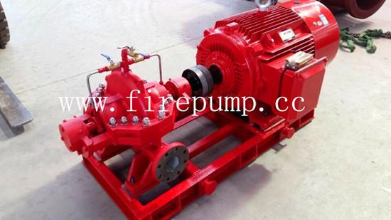 Electric Fire Pump Diesel Jockey Nfpa20
