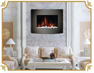 Electric Fireplace Bg 02