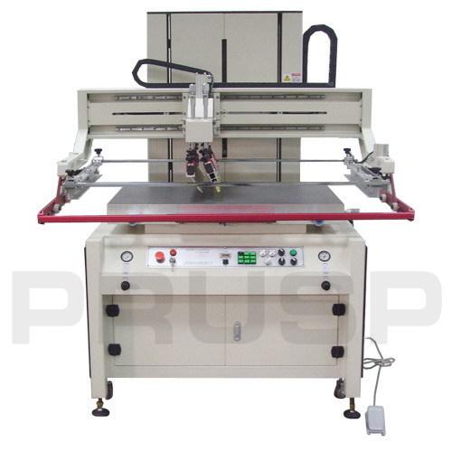 Electric Lifting Screen Printing Machine