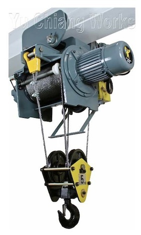 Electric Monorail Wire Rope Hoist